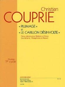 COUPRIE C. PLUMAGE ET LE CARILLON DESINVOLTE BATTERIE