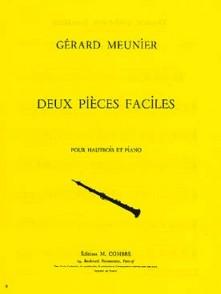 MEUNIER G. PIECES FACILES HAUTBOIS