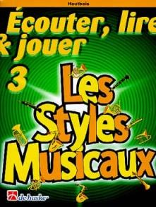 LES STYLES MUSICAUX HAUTBOIS