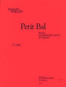 PHILLIPS R. PETIT BAL SAXO ALTO PIANO