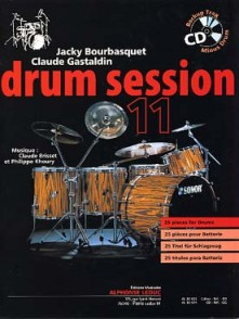 BOURBASQUET J./GASTALDIN C. DRUM SESSION 11