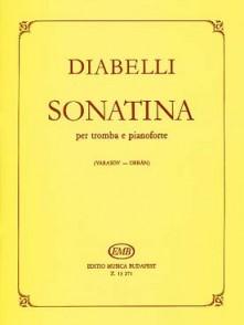 DIABELLI A. SONATINA OP 151 N°1 TROMPETTE