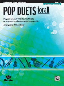 STORY M. POP DUETS FOR ALL SAXOPHONES EB