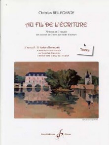BELLEGARDE C. AU FIL DE L'ECRITURE: VOL 2 TEXTES