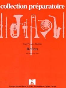BASTEAU J.F. REFLETS HAUTBOIS