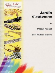 PROUST P. JARDIN D'AUTOMNE HAUTBOIS