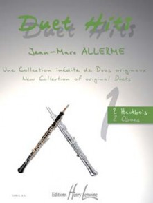 ALLERME J.M. DUET HITS HAUTBOIS