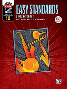JAZZ EASY PLAY-ALONG: EASY STANDARDS VOL 1
