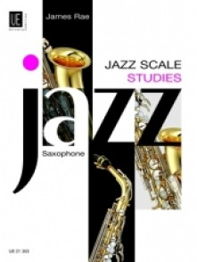 RAE J. JAZZ SCALE STUDIES SAXO