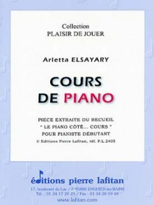 ELSAYARY A. COURS DE PIANO