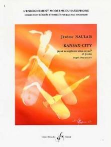 NAULAIS J. KANSAX CITY SAXO ALTO