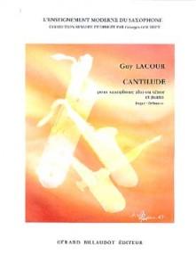 LACOUR G. CANTILUDE SAXO