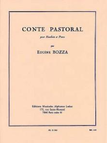 BOZZA E. CONTE PASTORAL HAUTBOIS