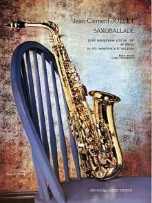 JOLLET J.C. SAXOBALLADE SAXO ALTO