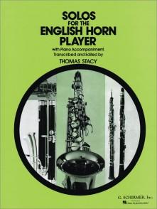 SOLOS FOR THE ENGLISH HORN PLAYER COR ANGLAIS