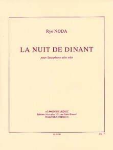 NODA R. LA NUIT DE DINANT SAXO ALTO
