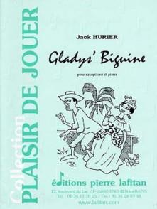 HURIER GLADYS'BIGUINE SAXO MIB