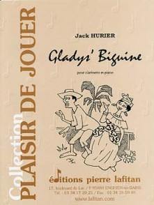 HURIER J. GLADYS'BIGUINE CLARINETTE