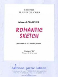 CHAPUIS M. ROMANTIC SKETCH COR