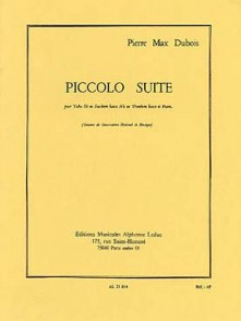 DUBOIS P.M. PICCOLO SUITE TUBA