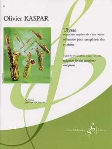 KASPAR O. ULYSSE SAXO MIB