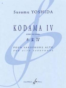 YOSHIDA S. KODAMA IV SAXO MIB SOLO