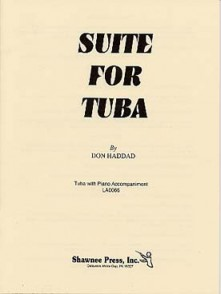 HADDAD D. SUITE FOR TUBA