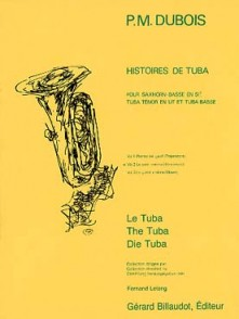 DUBOIS P.M. HISTOIRE DE TUBA VOL 2: LE PETIT CINEMA TUBA