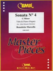 MARCELLO B. SONATE N°4 TUBA