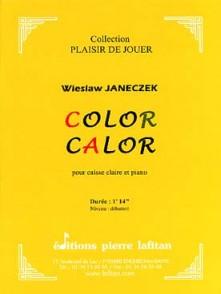 JANECZEK W. COLOR CALOR CAISSE CLAIRE