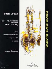JOPLIN S. ELITE, BETHEMA, PALM LEAF RAG SAXO MIB