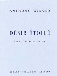 GIRARD A. DESIR ETOILE CLARINETTE LA