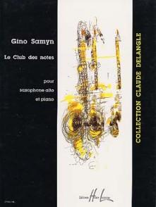 SAMYN G. LE CLUB DES NOTES SAXO MIB