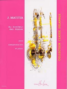 MATITIA J. AU BONHEUR DES DAMES SAXO MIB