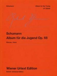 SCHUMANN R. ALBUM A LA JEUNESSE OP 68 PIANO