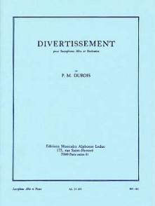 DUBOIS P.M. DIVERTISSEMENT SAXO MIB