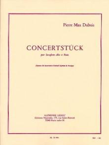 DUBOIS P.M. CONCERTSTUCK SAXO MIB