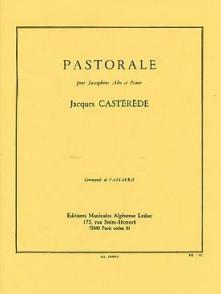 CASTEREDE J. PASTORALE SAXO MIB
