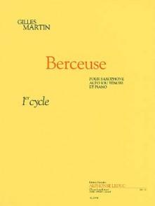 MARTIN G. BERCEUSE SAXO MIB