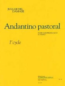 DAMASE J.M. ANDANTINO PASTORAL SAXO MIB