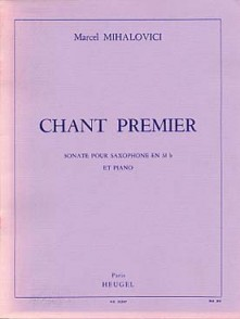 MIHALOVICI M. CHANT PREMIER SAXO SIB