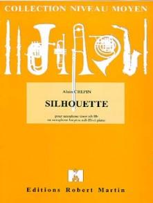 CREPIN A. SILHOUETTE SAXO SIB
