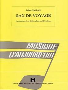 NAULAIS J. SAX DE VOYAGE SAXO MIB