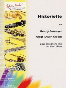 COUROYER G. HISTORIETTE SAXO
