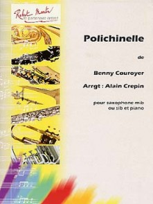 COUROYER B. POLICHINELLE SAXO MIB OU SIB