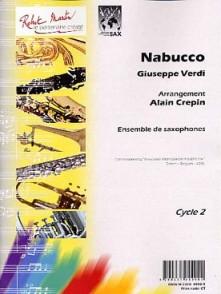 VERDI G. NABUCCO SAXOS