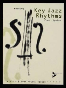 LIPSIUS F. READING KEY JAZZ RHYTHMS VIOLON