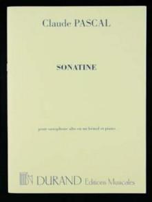 PASCAL C. SONATINE SAXO MIB