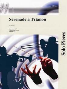 FAILLENOT M. SERENADE A TRIANON CLARINETTE