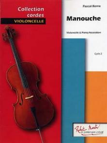 BERNE P. MANOUCHE VIOLONCELLE